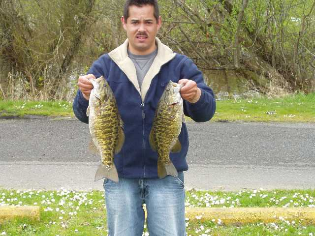 2005 lake sammamish club tournament interviews for Lake sammamish fishing